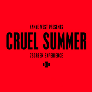"Kanye West & G.O.O.D. Music Reveal New Album Title ""Cruel Summer"", Debuts New Film At 'Cannes Film Festival'"