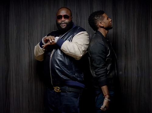 "Watch The New Video From Rick Ross ""Touch N You"" F/ Usher On GoodFellaz TV"