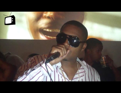 """Nas Debut's New Album """"Life Is Good"""" At NYC Listening Session"""