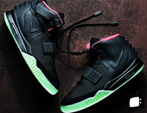 "The Nike Air Yeezy 2's Set To Be Released June 9th: #GFTV ""Sneaker Pick of the Month"""