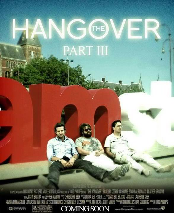 "Check Out ""The Hangover"" Part 3 Movie Poster, Release Date Set For May 2013"