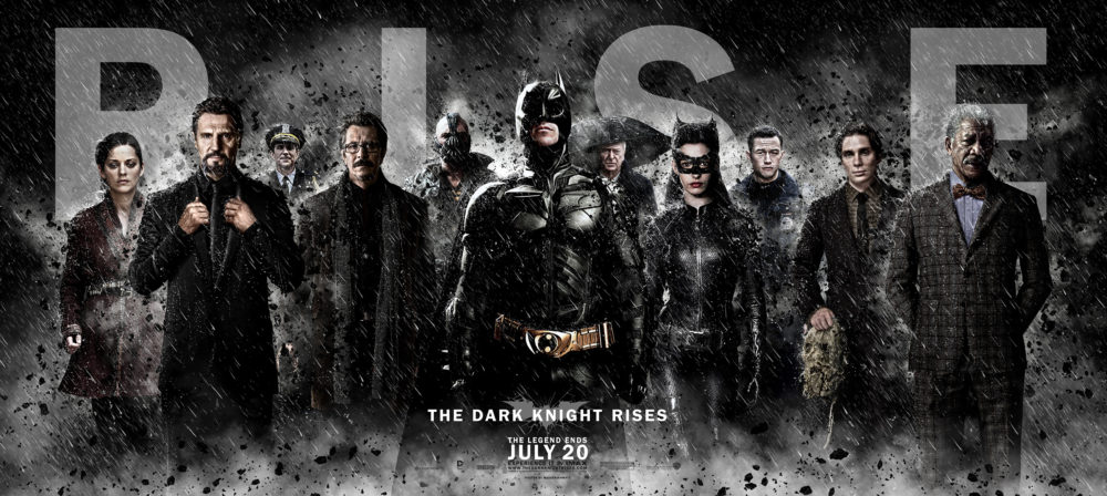 The New Dark Knight trailer : An In Depth Look