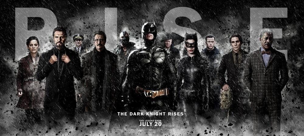 The New Dark Knight trailer : An In Depth Look