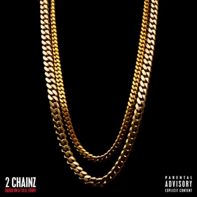 "2 Chainz Reveals Cover Artwork For Upcoming Album ""Based On A T.R.U. Story"" In Stores August 14th"