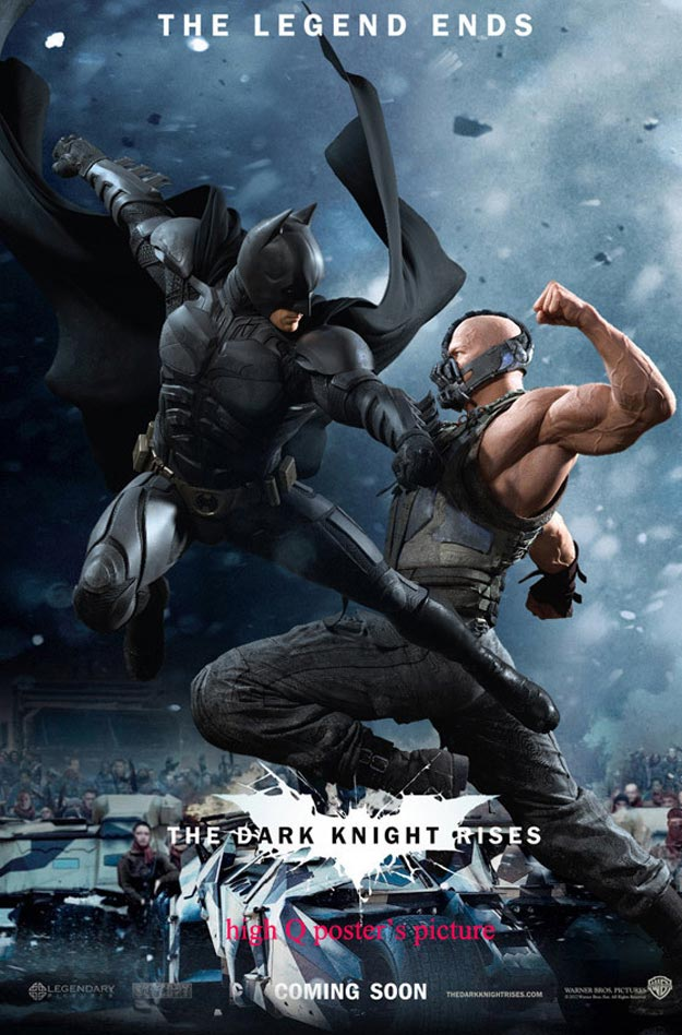 """The Dark Knight Rises"" Movie Review"": An Ecclectic Perspective"