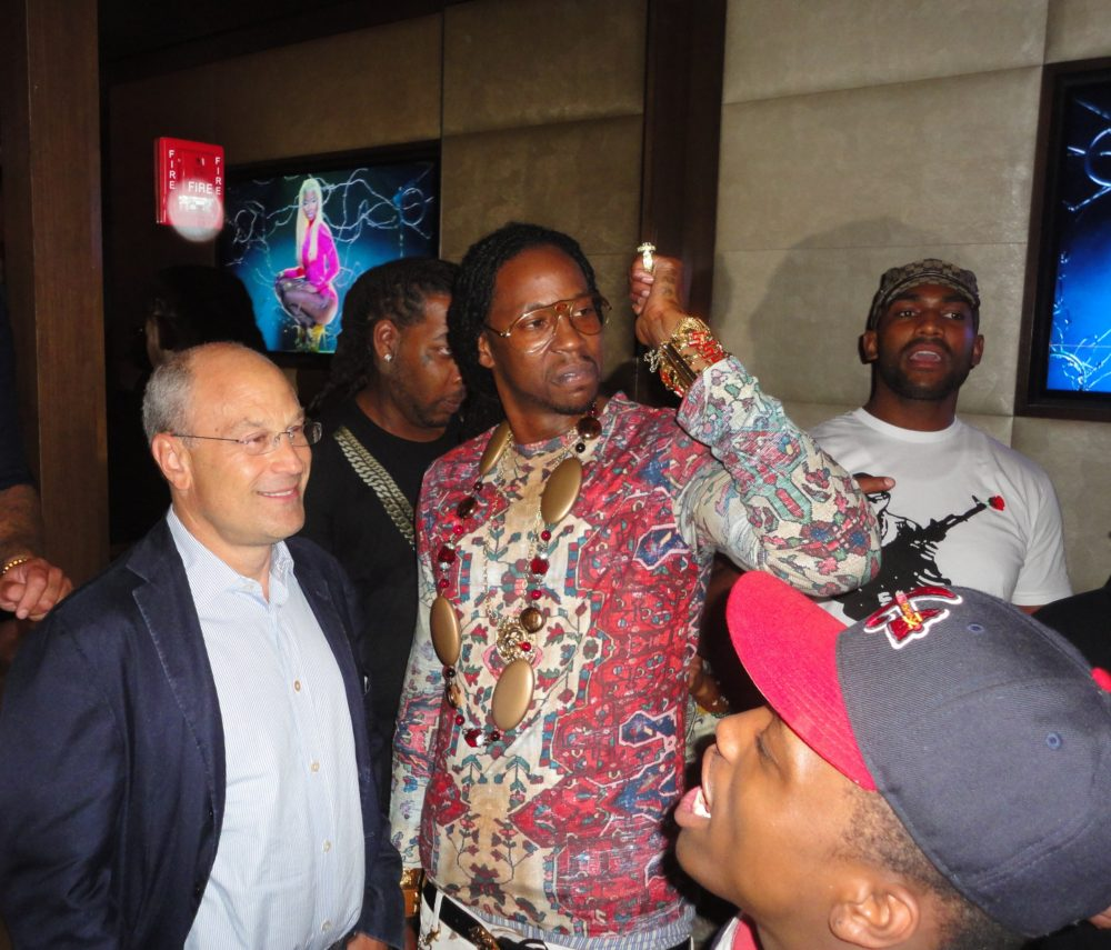 """Checkout 2 Chainz """"Based On A T.R.U. Story"""" Tracklist & Photos From His Listening Session In NYC"""