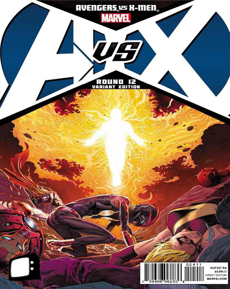 "The ""Avengers vs X-Men"" Finale Is Here! #GFTV Spoiler Alert & Artwork Preview"