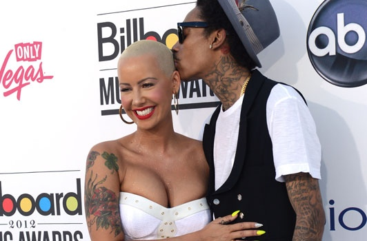 Is Amber Rose Pregnant?! Check Out These Pics, What Do You Think?