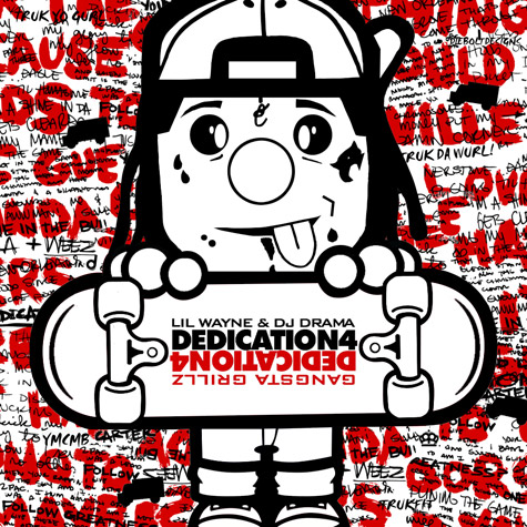 "DOWNLOAD The New ""Dedication 4"" Mixtape From Lil Wayne x DJ Drama On GoodFellaz TV"