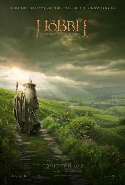 """The Hobbit"" To Be Made Into 3 Films, Check Out The Release Schedule & Movie Poster"