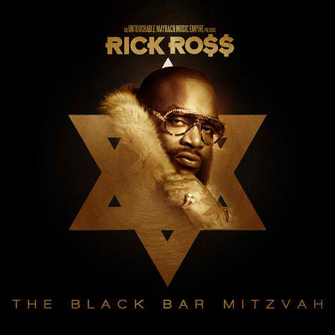 "New Rick Ross ""The Black Bar Mitzvah"" Mixtape Set To Drop Oct. 8th On GoodFellaz TV"