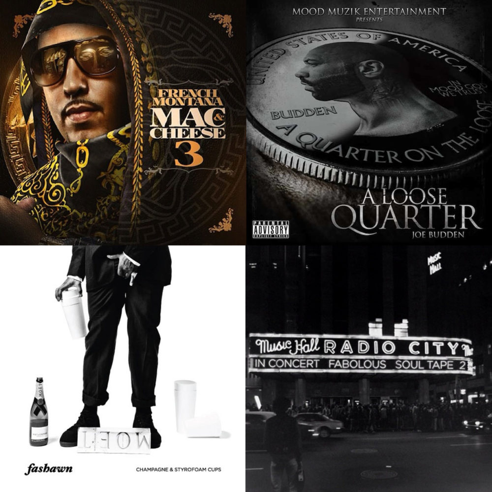 The Hottest Mixtapes Out Now