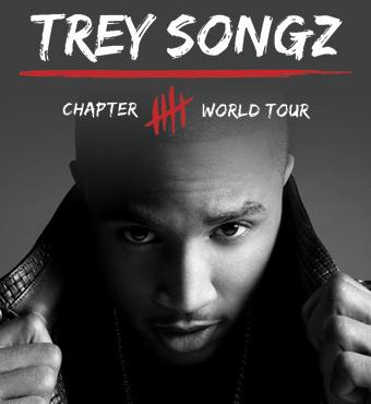 A Chance to Win Trey Songz Tickets !