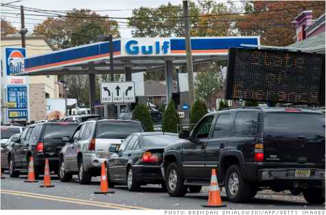 Gas To Be Rationed In NJ Starting Nov 3rd ?? Find Out The Details On Goodfellaz TV