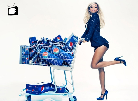 Beyonce Inks $50 Million Promotional Campaign With Pepsi, Check Out The #GFTV &#8216;Sneak Peek&#8217;
