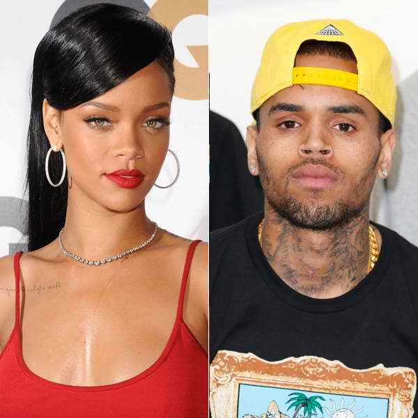 "Rihanna & Chris Brown Break-Up Again?! Chris Brown Hooks-Up In Paris While Karrueche Watches? #GFTV ""Word-On-The-Street"""