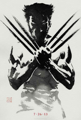 the wolverine poster gftv