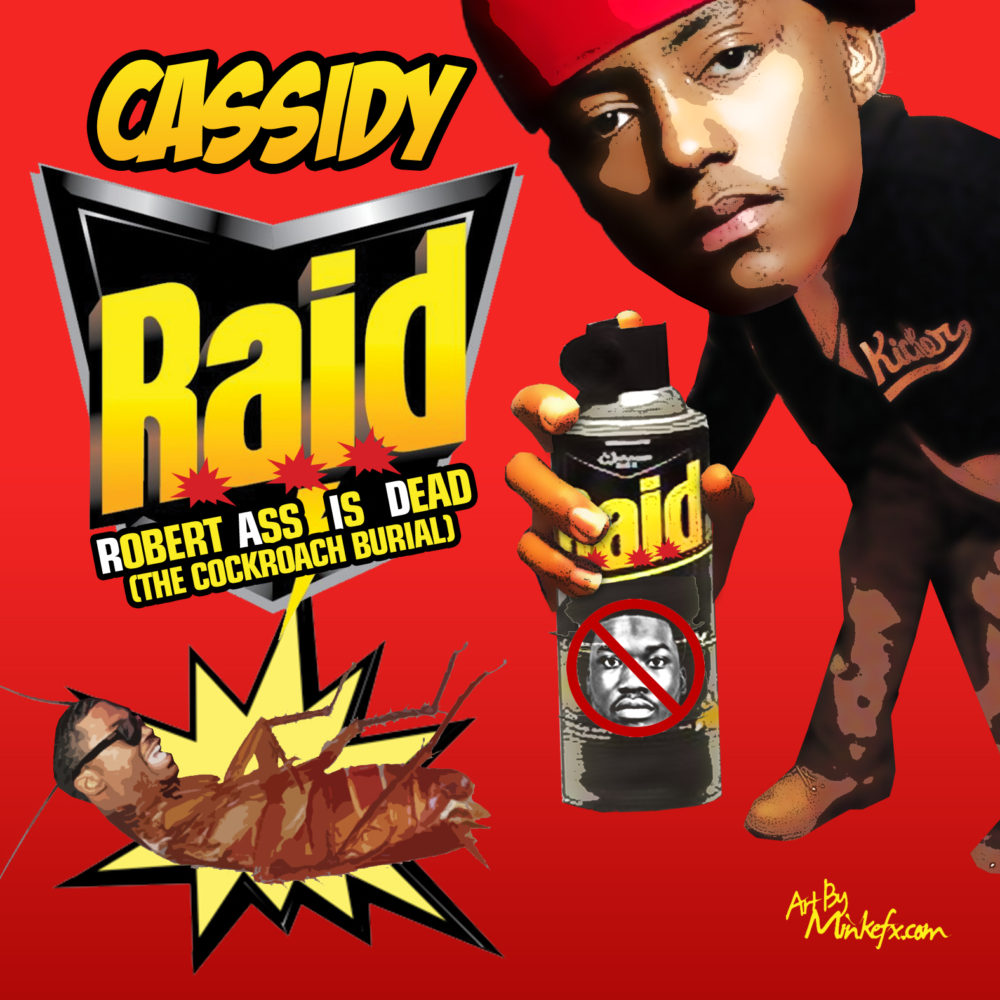 The New Cassidy Track Dissing Meek Mill