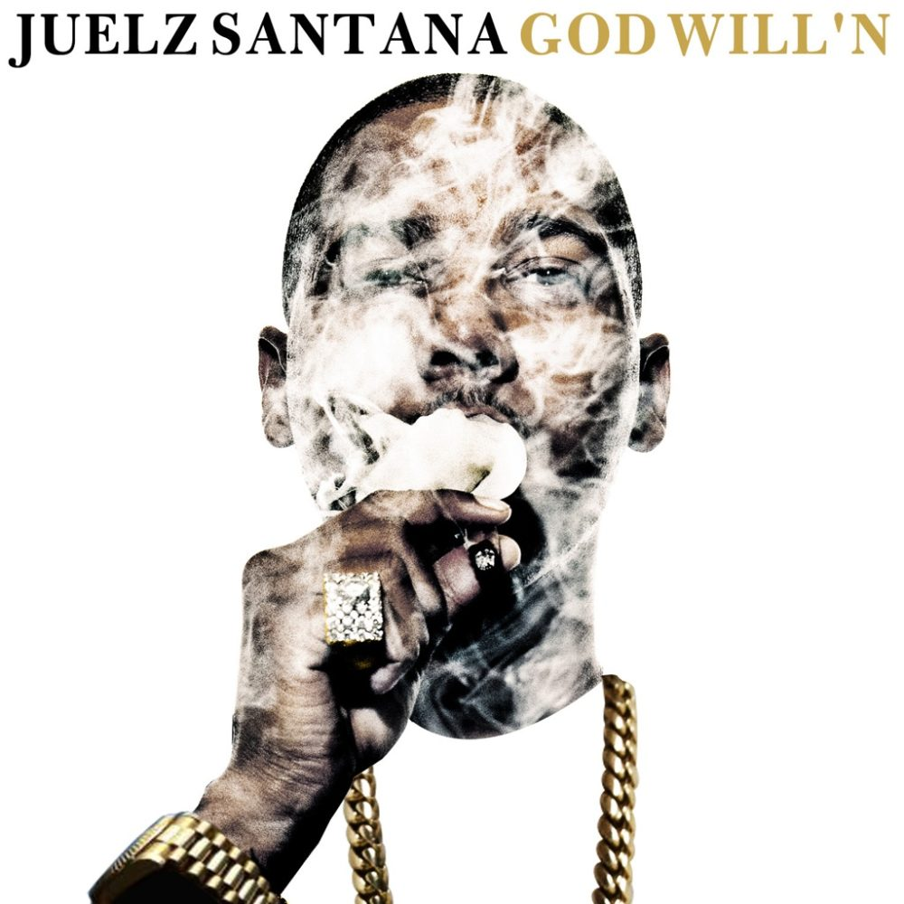 "DOWNLOAD The New Juelz Santana ""God Will'n"" Mixtape On GoodFellaz TV"