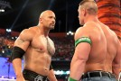John Cena Vs The Rock At Wrestlemania 2013