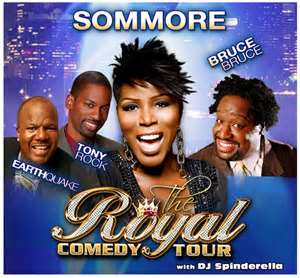 The Royal Comedy Tour
