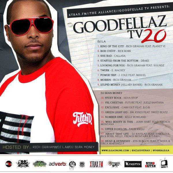 GoodFellaz TV Vol 20 Cover