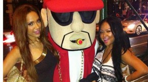 "Lil Gunz Hangs With Erica Mena Of ""Love & Hip Hop"" In NYC, Plus Check Out Her SEXIEST Pics On #GFTV"