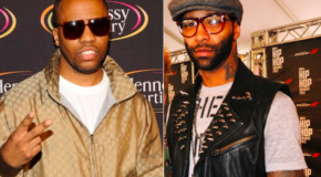 "Joe Budden & Consequence Trade Blows At ""Love & Hip Hop"" Reunion, Check Out The Exclusive Pics"