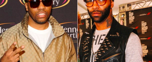 """Joe Budden & Consequence Trade Blows At """"Love & Hip Hop"""" Reunion, Check Out The Exclusive Pics"""