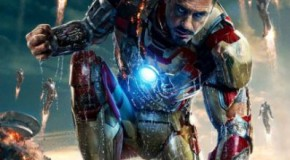 "Check Out The New ""Iron Man 3″ Movie Poster & Spoiler Alerts On #GFTV"