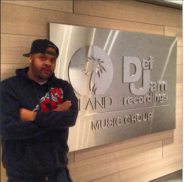 young sav at DEF JAM