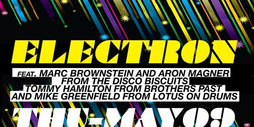 The Disco Biscuits May 9th