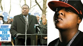 Jadakiss Getting Involved In New Jersey Politics ?! #GFTV &#8220;Word On The Street&#8221;