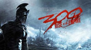 "The New 300 Movie ""Rise Of the Empire"""