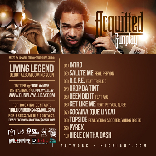 Gunplay_Acquitted back