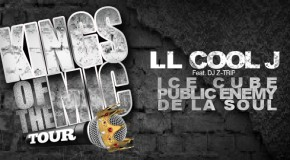 Kings of the Mic Tour- LL Cool J, Ice Cube, Public Enemy, De La Soul