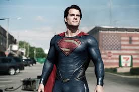 Superman new look