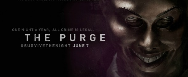 The Purge Movie Review