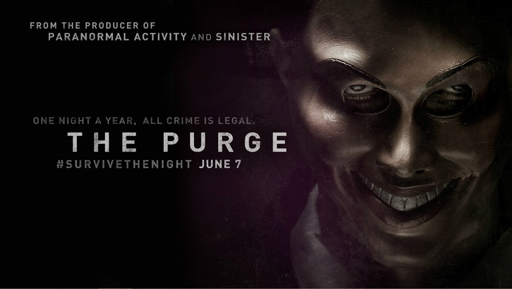 the purge movie review 2018-6-10 there's a science fiction thriller movie out right now called the purgei actually couldn't believe the idea behind the movie when i heard it, because it's based on a psychological myth that the writers apparently don't know is a myth.