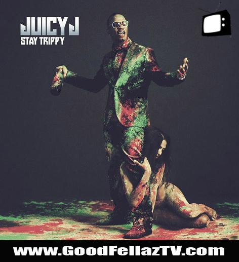 Juicy J album Cover