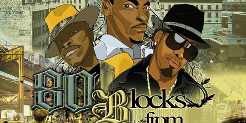 "DOWNLOAD: New Pete Rock & Camp Lo ""80 Blocks From Tiffany's Part 2"" Mixtape"