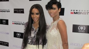 PHOTOS: Angela Simmons & Henri Bendel IAmAngela.com Launch Party In NYC