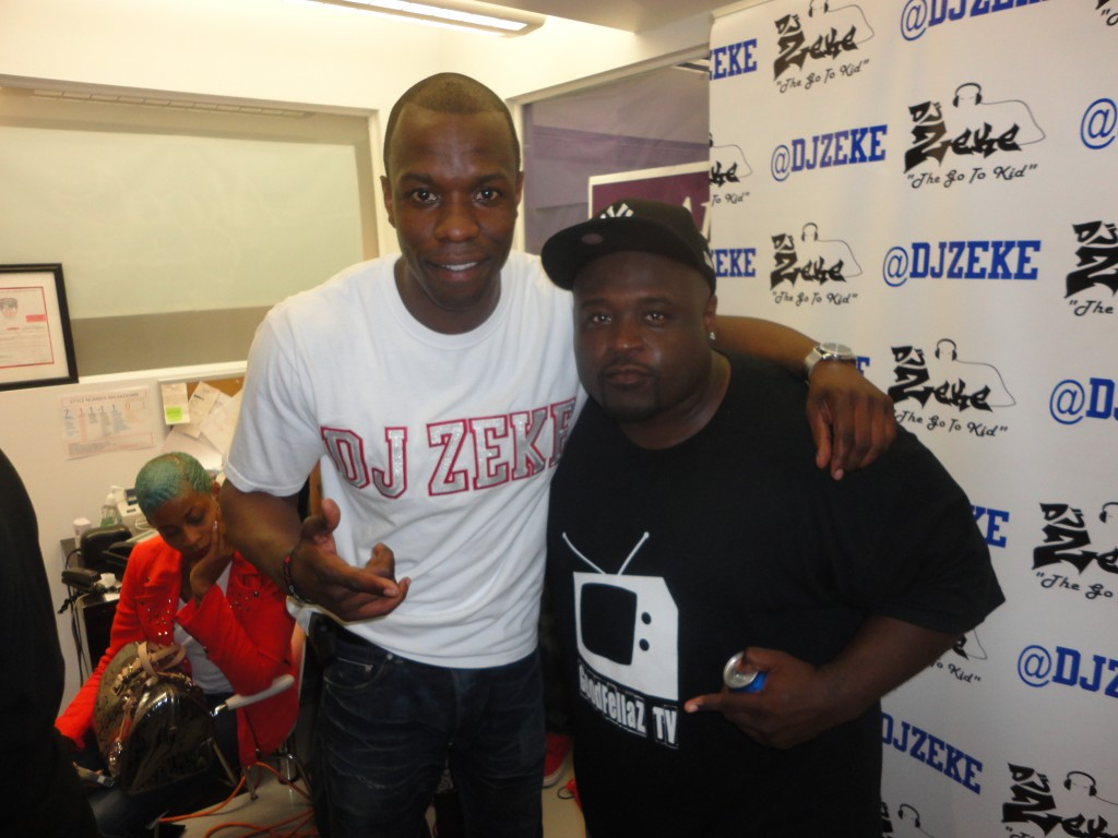 "Big""A"" & DJ Zeke"