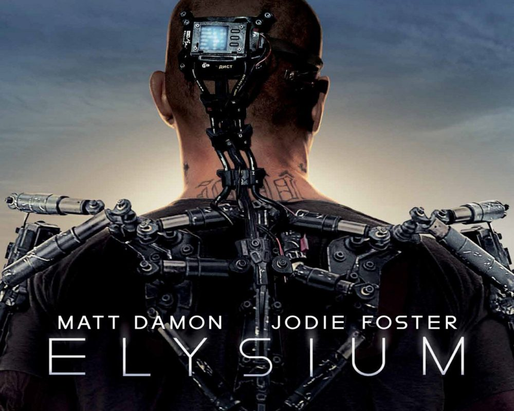 Goodfellaz Tv Movie Review Does Elysium Live Up To
