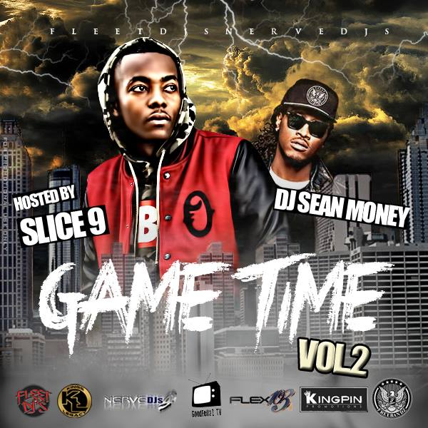 GAME TIME MIXTAPE COVER
