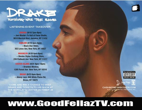 Drake 5 Boroughs Listening Event