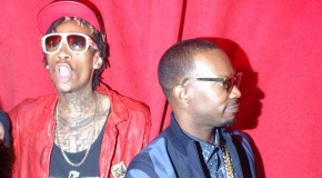 "Juicy J & Wiz Khalifa Talk 'Ratchet P#ssy' & New Album ""Stay Trippy"" On GoodFellaz TV"