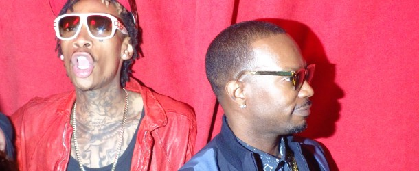 "Juicy J & Wiz Khalifa Talk 'Ratchet P#ssy' & New Album ""Stay Trippy"" On GoodFellaz TV"