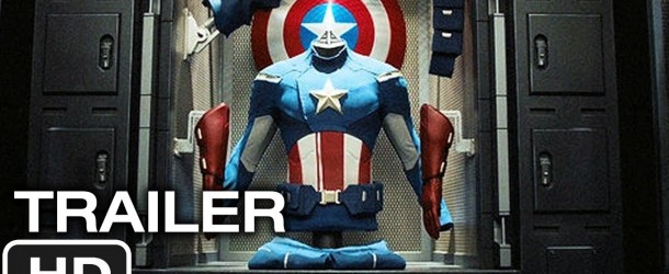 "WATCH: ""Captain America: The Winter Soldier"" Movie Trailer"