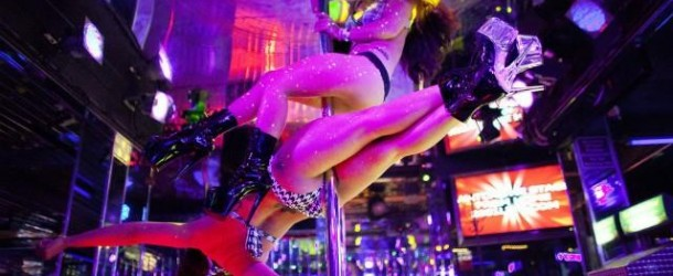 Strippers, Step Your Game Up! #ThoughtsFromTheDJBooth By DJ Doughboy